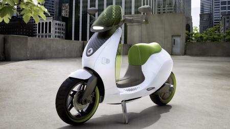 Minder luchtvervuiling dankzij elektrische scooters